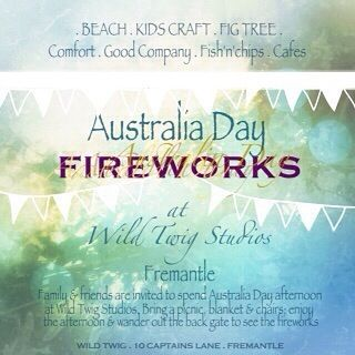 "Noggin on Instagram: ""Australia Day Fireworks in Fremantle... #artisanhome #foundart #westend #captainslane #thisisWA #westernaustralia #australia…"""