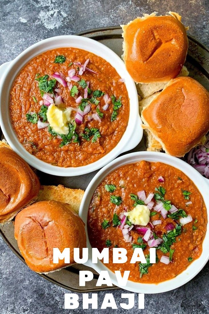 Pav Bhaji Recipe Mumbai Style Pav Bhaji How To Make Pav Bhaji In 30 Minutes Indian Food Recipes Vegetarian Bhaji Recipe Puri Recipes