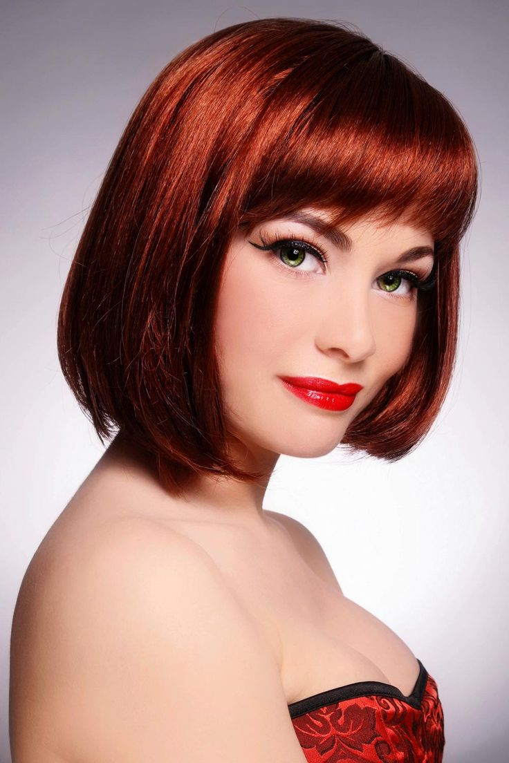 56 best bob frisuren images on pinterest long bob bob hairstyles and short bobs. Black Bedroom Furniture Sets. Home Design Ideas