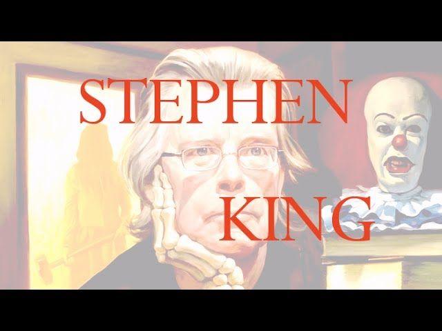 Tα βιβλία του συγγραφέα Stephen King