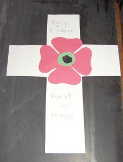 Remembrance day Crafts - FamilyCorner.com Forums