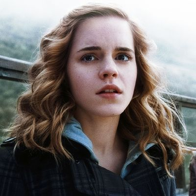 Harry Potter and the Deathly Hallows Part 2 -- Hermione Granger -- Emma Watson