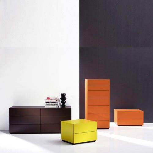 Comodino Haru - design Pietro Arosio - EmmebiDesign