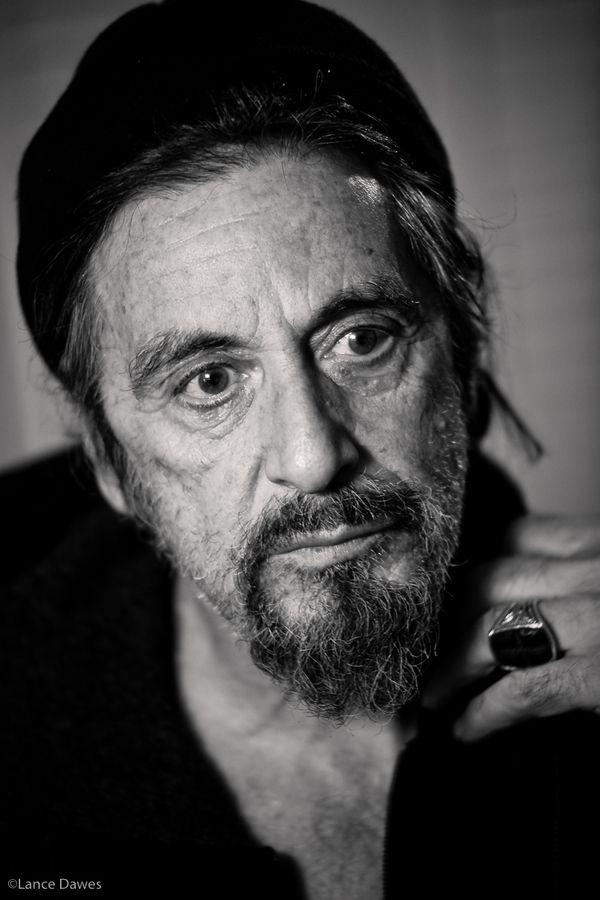 agnusphoto:  Al Pacino by Lance Dawes