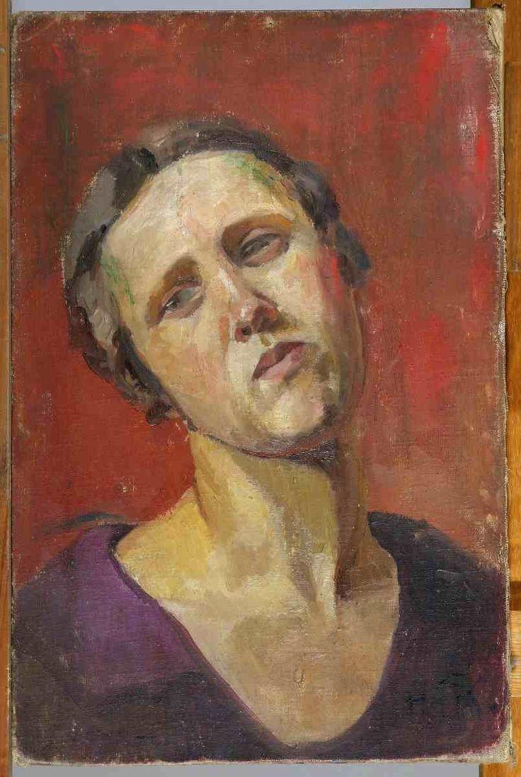 Autoportret ,1920