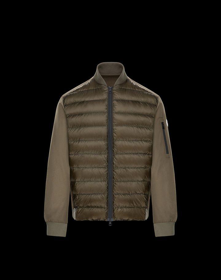 f9b926674 MONCLER ARIEGE - Bomber Jacket - men | mens outerwear | Jackets ...