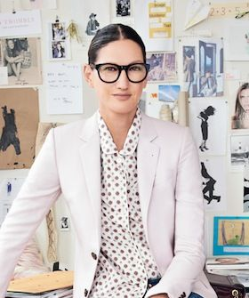 "What's not to love about J. Crew creative director Jenna Lyons? She's stylish but quirky, successful yet approachable, and even Solange is gushing: ""As my friendship with Jenna grows, so does my complete admiration for what she embodies as a woman, a mother, and a force in the world."" So, it's no surprise — in fact, it would've been quite offensive any other way — that she was named one of Glamour's Women of the Year for 2012"