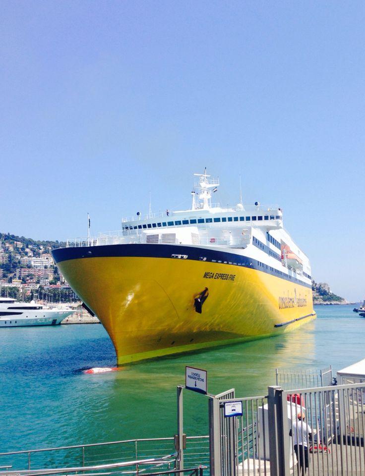 Port - Nice, France