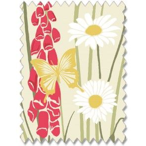 Country Garden Summer Roller Blind