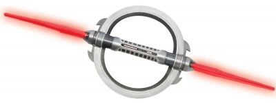 STAR WARS COSTUMES: : Star Wars Rebels Inquisitor Double Lightsaber