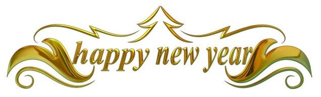 Happy New Year Logo Png 8