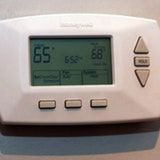 Program your thermostat and watch your energy bill decline!