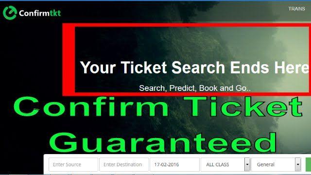 PNR Status Prediction Train Ticket Availablity Check Check Train Availab...