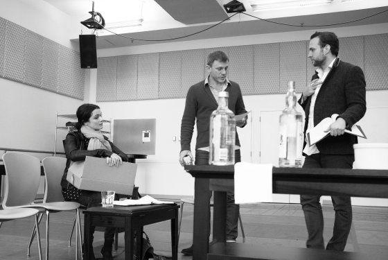 Rachel Weisz, Rafe Spall and Daniel Craig/Brigitte Lacombe