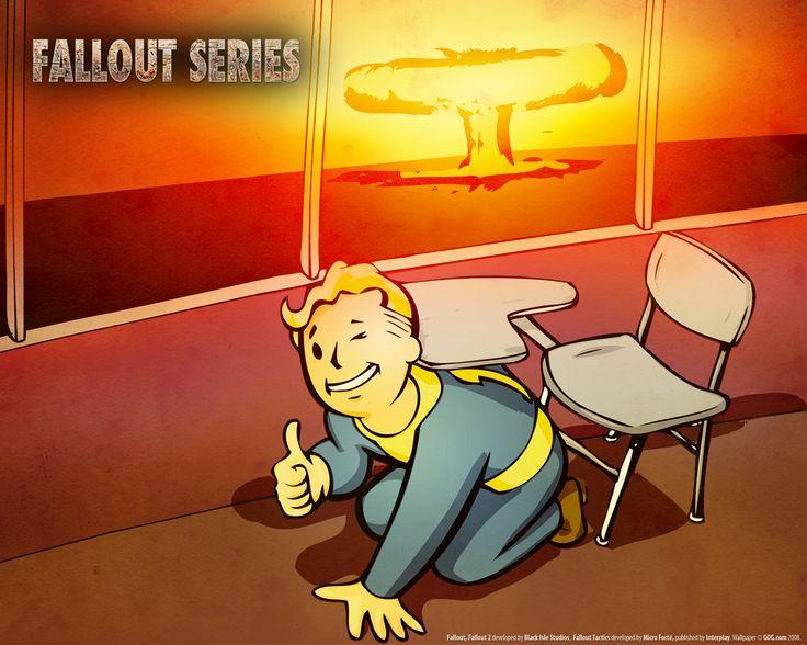 Badass, Bizarro-Lovin', Homeschoolin' Mama: Fallout Friday: Randomness.  And Quite strange.