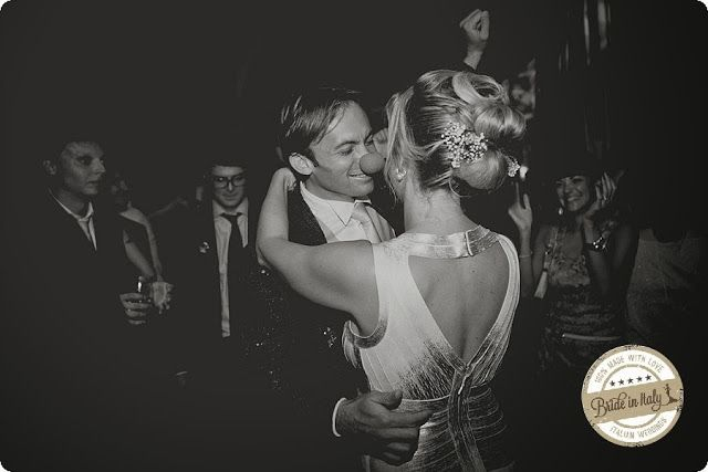 Bride in Italy: Real Wedding   Life is a Circus   Michela Magnani