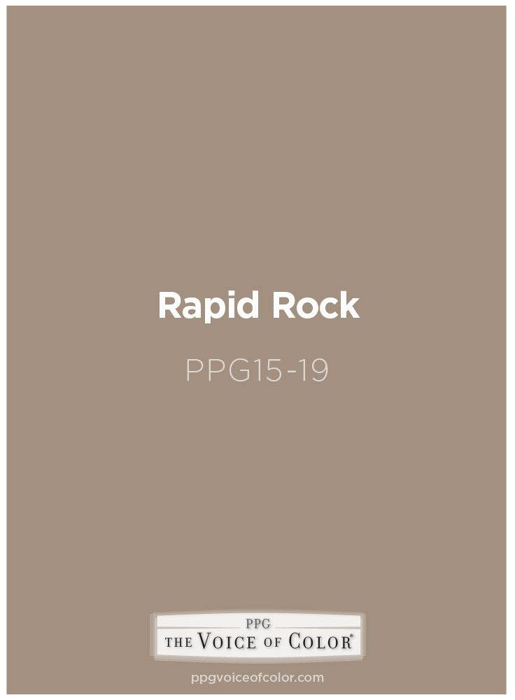 Paint Color Rapid Rock