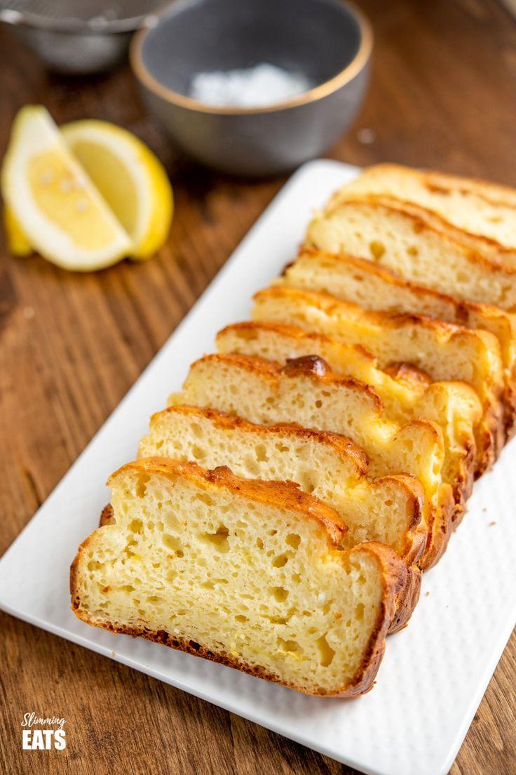 Délicieux pain au citron et à la ricotta – moelleux et très facile à préparer, ce gâteau au …   – Healthy is the New Black