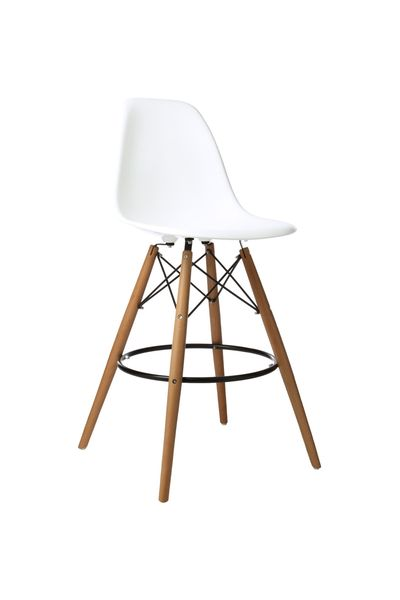 CRPC016WH Kitchen Stool