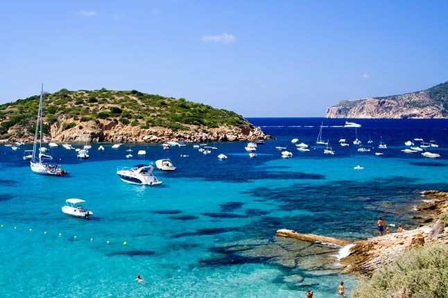 Mallorca - gorgeous place (another stop we made on our honeymoon)