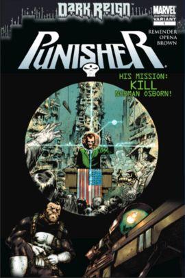 The Punisher (Dark Reign) - Marvel Puzzle Quest Wiki - Wikia