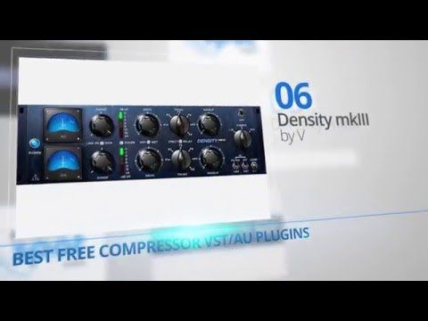 Best Free Compressor Vst Plugins