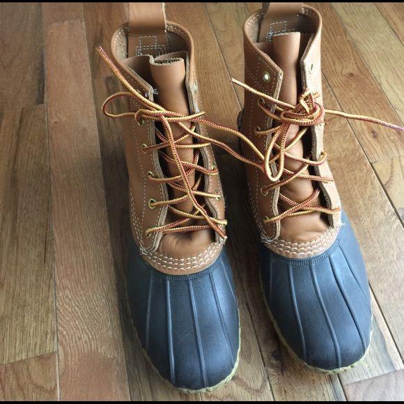 L.L. Bean Shoes - Ll bean boots