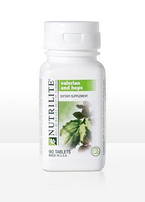 NUTRILITE® Valerian and Hops. Learn more or purchase now at : http://www.amway.com/joshuafogle