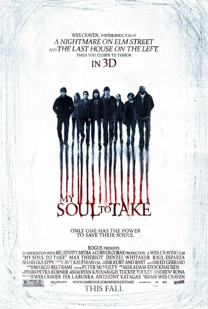 My Soul to Take [2010] Inglés - Español Latino - CineFire.Tk