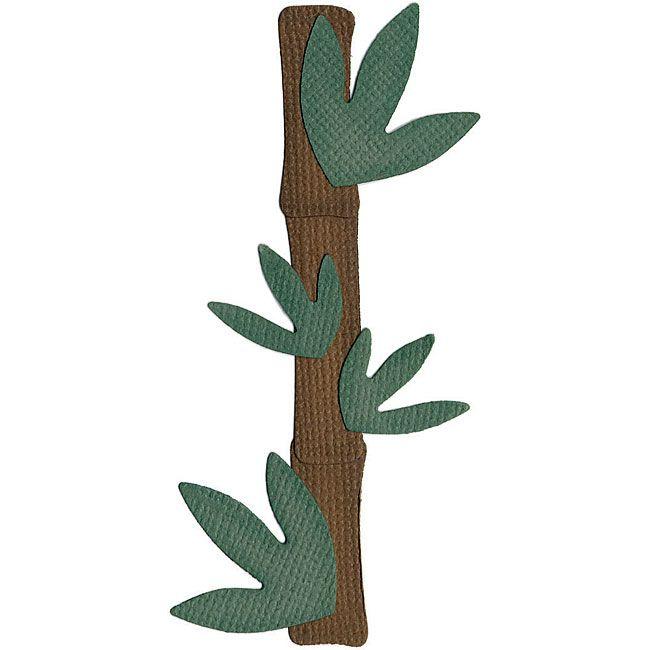 Quickutz die 2 - KS-0394 Bamboo