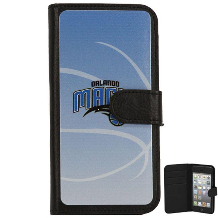 Orlando Magic Basketball iPhone 5 Wallet - Black