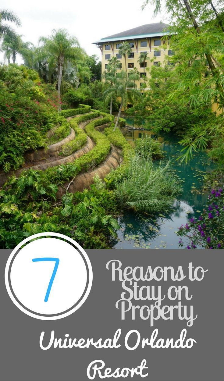 7 Reasons to Stay on Property at Universal Orlando Resort. Travel | Family Friendly Fun | Tips | Disney | Vacation
