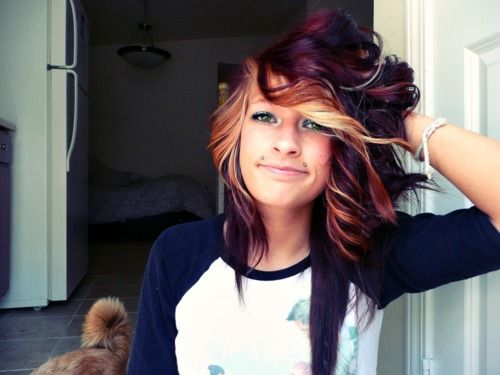 love this @KinseyTravis Long  think my hair would cute with this since I dont really straighten it too often?!? Text me :)