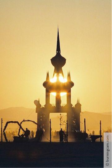 2003 - Temple sunrise © 1998-2007 NK Guy