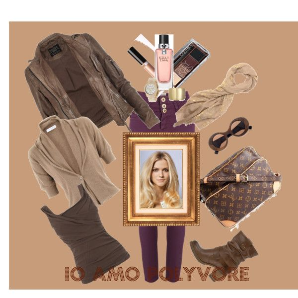 Io amo Polivore, created by dea-afrodite on Polyvore