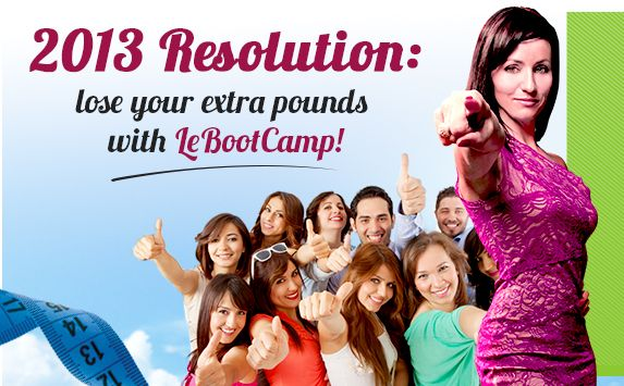 LeBootCamp - Weight Loss Coaching Program Your Weight Loss & Diet Coach
