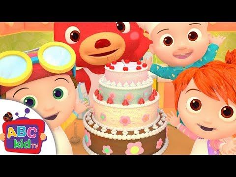 Pat a Cake Song - ABCkidTV Kids Songs - YouTube
