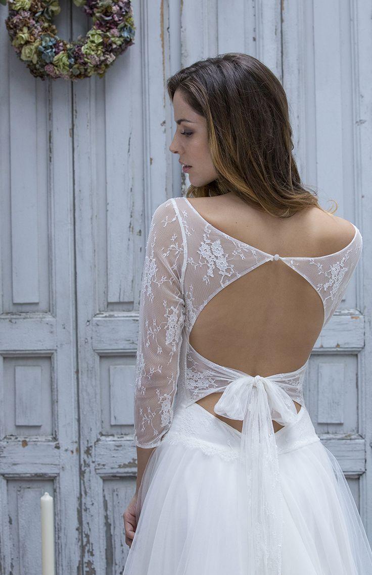 Marie Laporte robe de mariee 2014 - Marie - LaFianceeduPanda.com 5