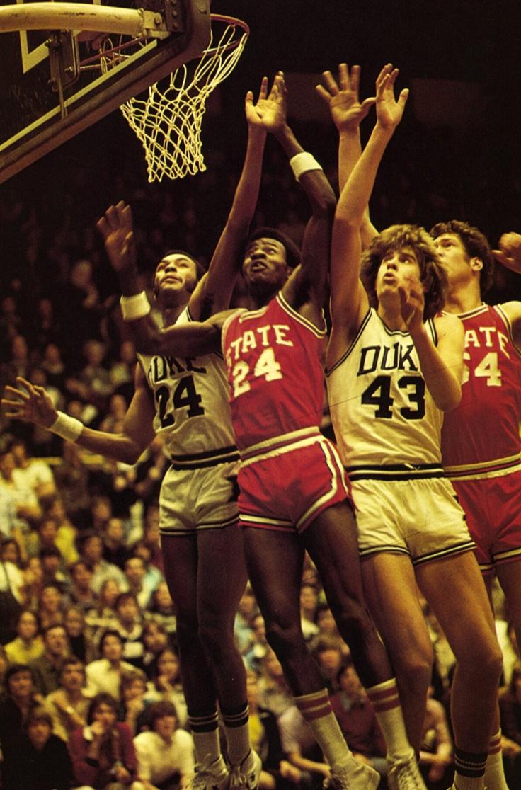 NC State / Duke game (1977)