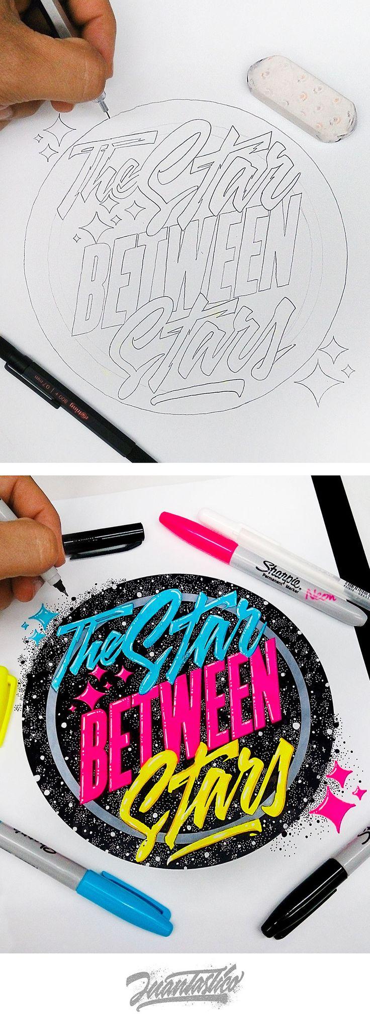 Typography Illustrations Vol.4 on Behance