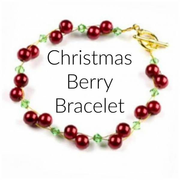 Looking for a fun and festive way to add some holiday cheer to your jewelry? This cute Christmas Berry Bracelet is the perfect touch of Christmas without going over the top. If you have a supply …