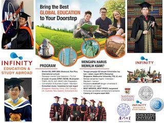 Pusat Persiapan Test TOEFL IELTS GMAT GRE • Konsultasi Studi / Beasiswa ke Luar Negeri •: TOEFL, IELTS, GMAT, GRE, SAT