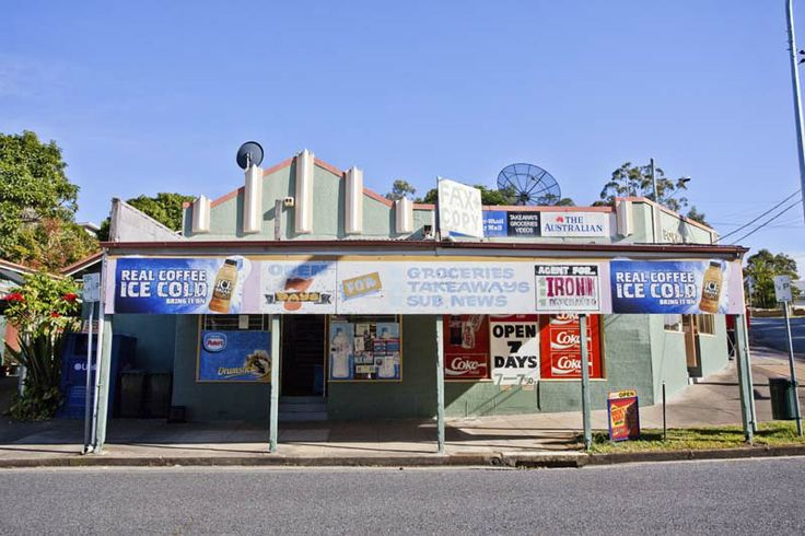 Corner store photographs | John Oxley Library