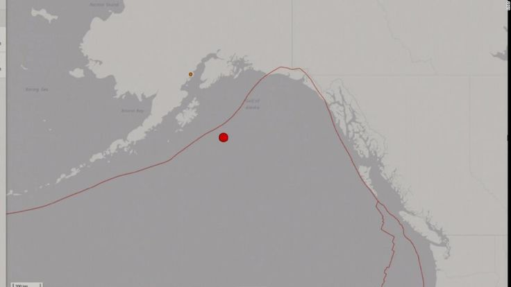 An 8.2-magnitude earthquake detected in the Gulf of Alaska has triggered tsunami warnings in Alaska and tsunami watches across several Western states.