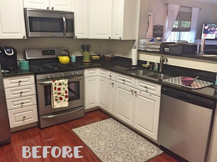 Kitchen Backsplash DIY Tutorial