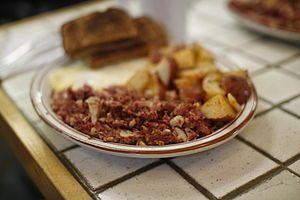 Hash (food) - Wikipedia, the free encyclopedia