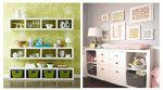ikea expedit unit for girls room storage ideas