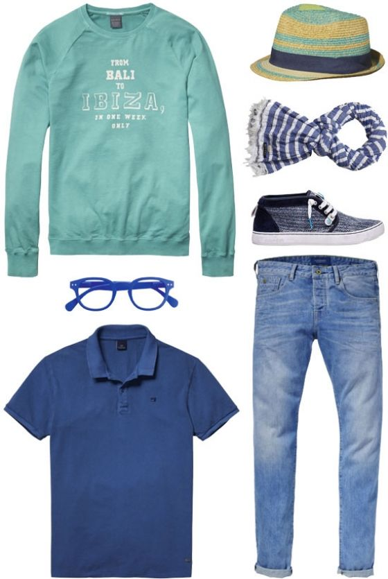 Ready for a travel adventure | Scotch&Soda and Satorisan | www.eb-vloed.nl