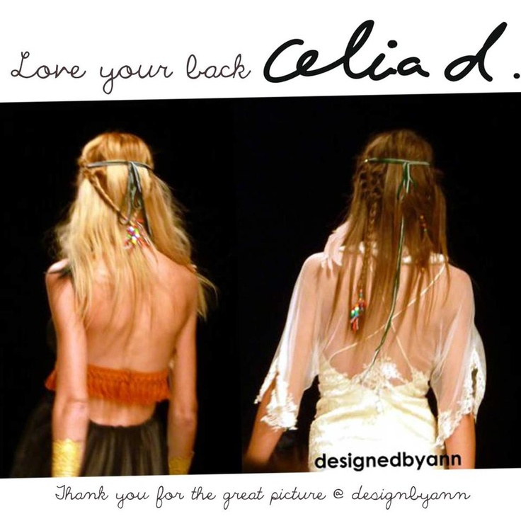 Do you love YOUR back? Choose the right dress for it!