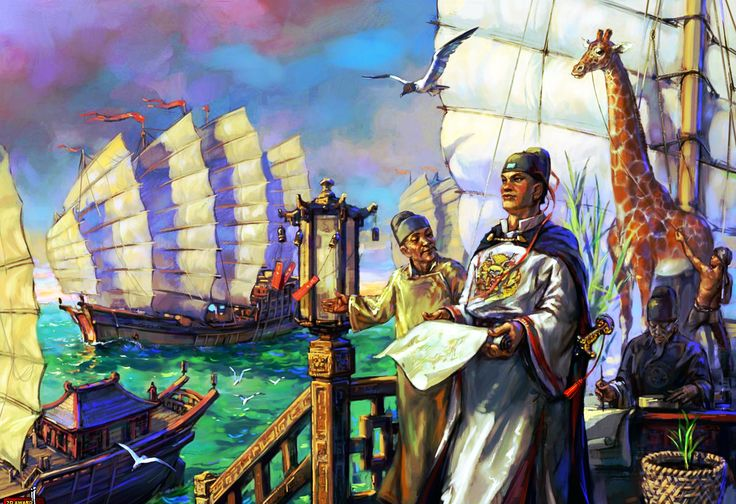 Admiral Zheng He's expedition